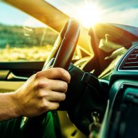Sun Exposure in Your Car