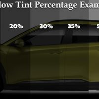 How Dark Are You Allowed To Tint Your Cars Windows?